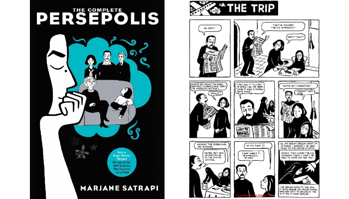 book club potluck the complete persepolis by marjane satrapi  book club potluck the complete persepolis by marjane satrapi monday 30th icoaat
